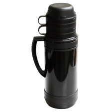 Large Vacuum Flask 1800ml /w Twist And Pour Stopper and 2 Cups Included (SSF900)
