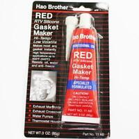 Guarnizione Siliconica Rossa Pasta Mastice Alte Temperature Motore Auto sus