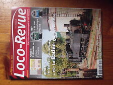 $$7 Loco-Revue N°758 Bathie  Belleroche  BB 8500  Petite plaque tournante