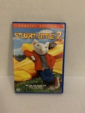 Stuart Little 2 (DVD, 2002) Tested! Free Shipping In Canada!