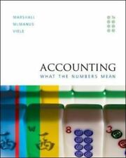 Accounting: What the Numbers Mean by Daniel F. Viele...