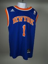 7ae065e4663 New York Knicks Official NBA Adidas Kids Youth Size Amar'e Stoudemire  Jersey New