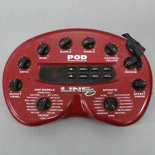 Line 6 POD Multi-Effect Guitar Effect Pedal - Untested