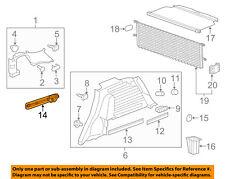 Chevrolet GM OEM 12-15 Captiva Sport Interior-Cross Bar Left 25919137
