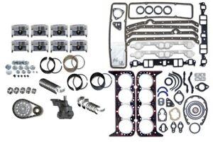 Ford Fits Car 302 5.0 87-90 Engine Rebuild Kit HO