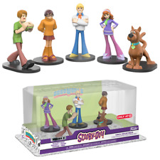 FUNKO HEROWORLD SCOOBY DOO 5 PACK FIGURES SHAGGY VELMA DAPHNE FRED HERO WORLD