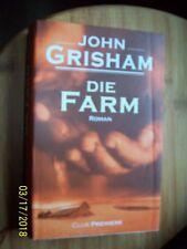John Grisham - Die Farm - Gebunden - schöner Zustand