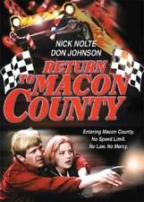 RETURN TO MACON COUNTY - EARLY NICK NOLTE FILM - ALL REGION DVD
