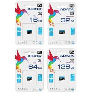 128GB 64GB Ultra MicroSD SDHC Class 10 Memory Card Samsung GoPro Nintendo Switch