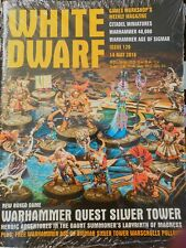 White Dwarf #120 Warhammer Quest Silver Tower, Warscroll Pullout, Age of Sigmar