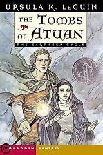 The Tombs of Atuan (The Earthsea Cycle, Book 2)-ExLibrary