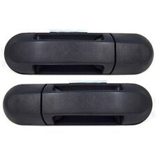 Exterior REAR Door Handles Set LH RH Black for 2002-2010 EXPLORER MOUNTAINEER