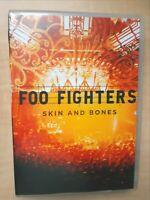 Foo Fighters - Skin And Bones [ Multi Region DVD + Booklet ] FREE Next Day Post
