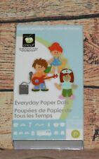 Cricut Expressions Cartridge Everyday Paper Dolls