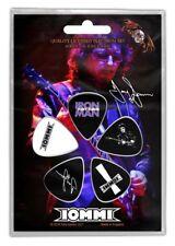 Tony Iommi Guitar Pick 5 Pack Plectrum Picks Set Metal Band Merch