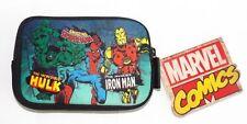 Genuine Marvel Multi Character Neoprene Gaming Case Zip Console Travel Bag