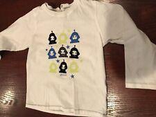 Armani Baby Boy Long Sleeve T-shirt 36M