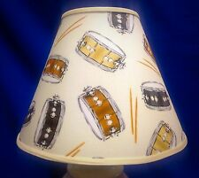 Drums Handmade Lampshade Snare Drum Lamp Shade