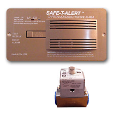 Marine Technologies Dual Co/lp Alarm W/solinoid Br 70-742-R-BR-KIT