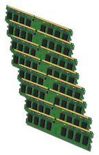 PC Arbeitsspeicher RAM 8x 1GB DDR2 PC2-6400 800MHz 240-pol. DIMM SDRAM