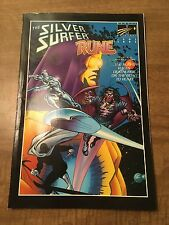 Rune Silver Surfer #1 Malibu Comics
