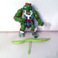 TMNT Caveman Raphael Raph 1993 Teenage Mutant Ninja Turtles with bow