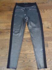 ROCK & REPUBLIC Size S Gun Metal Skinny Pants EUC