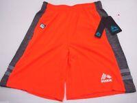 RBX Boy's Performance Active Neon Orange Shorts Size Medium (5/6) New