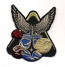 """Serenity/Firefly Alliance Logo 3.75"""" Patch-Usa Mailed (Sepa-014-Color)"""