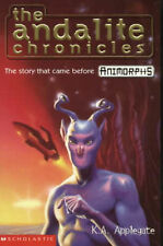 The Andalite Chronicles (Animorphs), 0439011450, Very Good Book