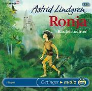 Lindgren, Astrid - Ronja Räubertochter (2 CD): Hörspiel - CD