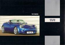TVR Tamora c 2004-06 UK Market Foldout Sales Brochure