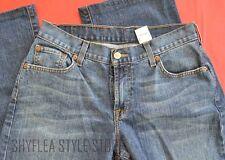LUCKY BRAND Denim Jeans Classic Fit Regular Length 30 Gene Montesano Blue EUC