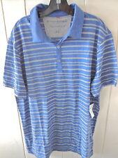 new BANANA REPUBLIC (The Vinatge T) 3 button  S/S Casual Shirt... size XL