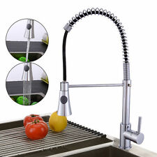 Einhebelmischer Spiralfeder Küchenarmatur Spültisch Küche Brause Wasserhan <DE>