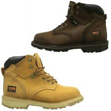 Men's Timberland PRO Pit Boss 6 Inch Soft Toe Work Boots WIDE Width Boots