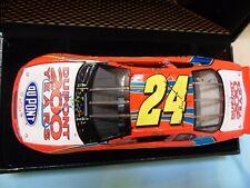 ELITE JEFF GORDON # 24 DUPONT 200TH ANIVERSARY 2002 MONTE CARLO NASCAR RARE!!!