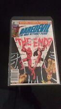 1981 marvel Daredevil  #175 Frank Miller netfilx   VF copy  elektra