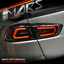 Varis Full Smoked LED Tail Lights for MITSUBISHI LANCER CJ CF SEDAN 07-17 EVO X