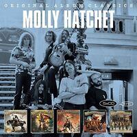 Molly Hatchet - Original Album Classics [New CD] UK - Import