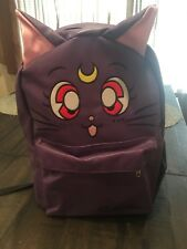 Sailor moon luna backpack (NEW!, Original, Has Tag)