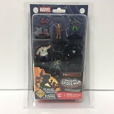 BRAND NEW Marvel HeroClix Amazing Spider-Man and his Greatest Foes Fast Forces