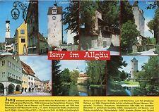 Alte Postkarte - Isny im Allgäu