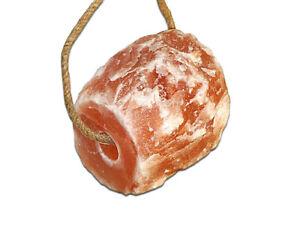 Himalaya Salzleckstein ca 3kg Mineralleckstein Viehsalz Mineralfutter für Pferde
