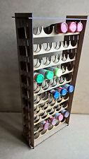 Paint Stand 50 bottle rack storage warpaint /  Vallejo warhammer 40k / wargames