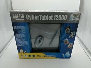 """Adesso CyberTablet 12000, 12"""" x 9"""","""