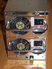 PowerMan 2 Fans FSP300-60GRA Power Supply PSU. 600w (300W x2).