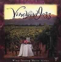 VINEYARD JAZZ WINE TASTING MUSIC CD