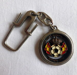 WORLD CUP SPAIN MUNDIAL ESPAÑA 1982 keychain key ring