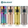 OLIGHT S1R II 1000 Lumens Titanium Rechargeable EDC Flashlight-Limited Edition